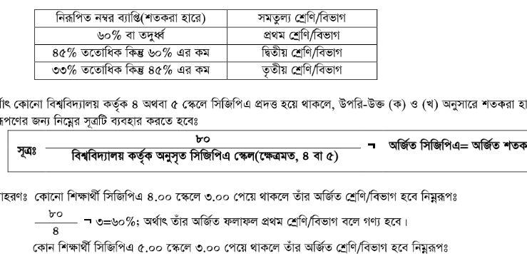 bcs application form, bcs cadre choice